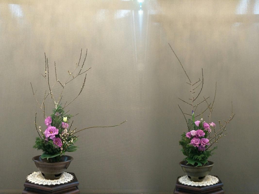不同花藝,作品展現東洋古典、歐式風雅、清新雅致、等多樣風格。